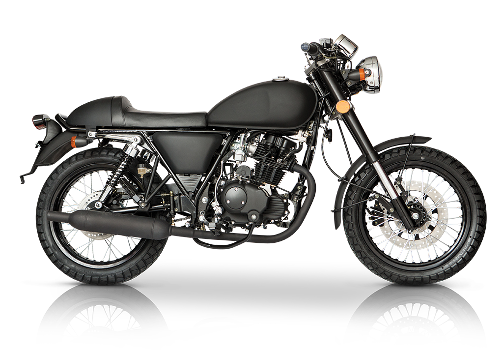 Mercury Cafe Racer Review