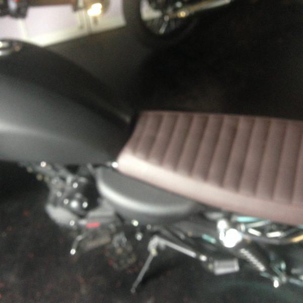 Braaap ST-250 Cafe Racer Seat